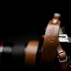 Skórzany pasek do aparatu, prezent dla fotorafa, pasek fotograficzny, Eupidere BCKCG (2)