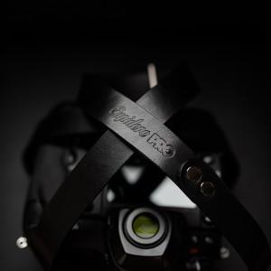 Skórzany pasek do aparatu, prezent dla fotorafa, pasek fotograficzny, Eupidere SLDBL (4)