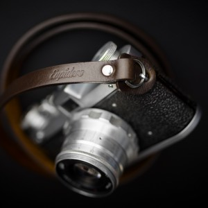 Skórzany pasek do aparatu, prezent dla fotorafa, pasek fotograficzny, Eupidere THNBR (1)