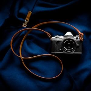Skórzany pasek do aparatu, prezent dla fotorafa, pasek fotograficzny, Eupidere THNCG (3)