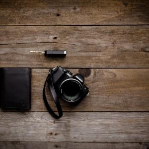 Skórzany pasek do aparatu, prezent dla fotorafa, pasek fotograficzny, Eupidere WRSBR (2)