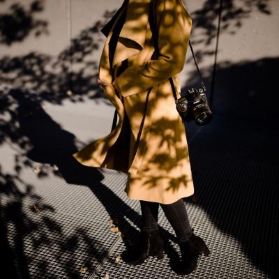 Skórzany pasek do aparatu, prezent dla fotografa, 26