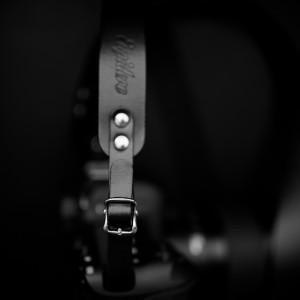 Skórzany pasek do aparatu, prezent dla fotorafa, pasek fotograficzny, Eupidere BCKBL (2)