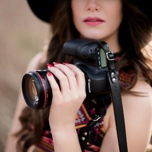 Skórzany pasek do aparatu, prezent dla fotorafa, pasek fotograficzny, Eupidere BCKBL (3)