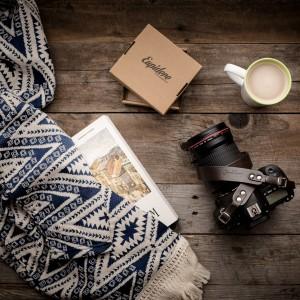Skórzany pasek do aparatu, prezent dla fotorafa, pasek fotograficzny, Eupidere BCKBR (4)