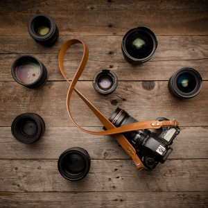Skórzany pasek do aparatu, prezent dla fotorafa, pasek fotograficzny, Eupidere BCKCG (3)