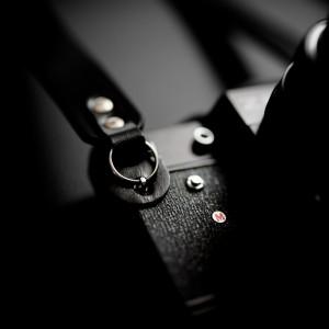 Skórzany pasek do aparatu, prezent dla fotorafa, pasek fotograficzny, Eupidere BLDBL (2)