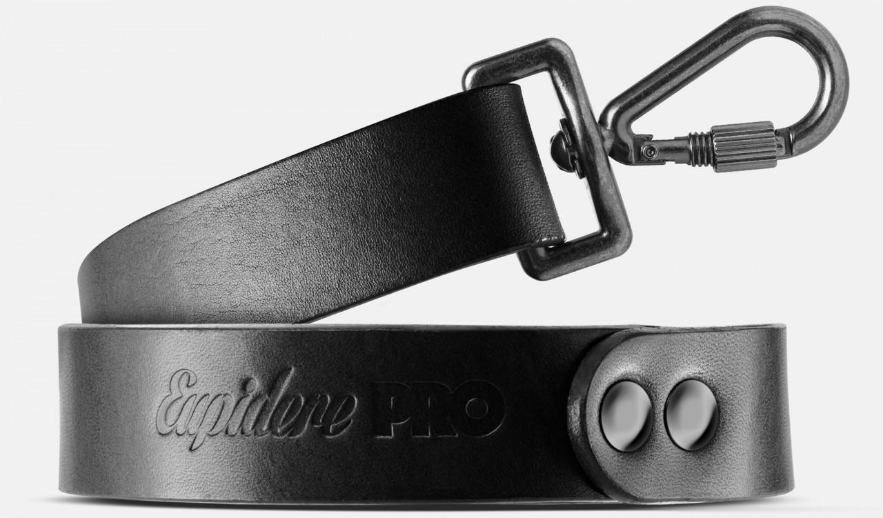 Skórzany pasek do aparatu, prezent dla fotorafa, pasek fotograficzny, Eupidere SLDBL
