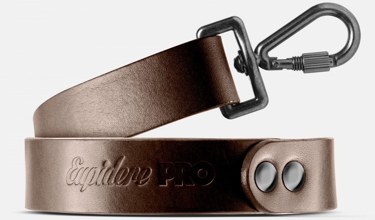Skórzany pasek do aparatu, prezent dla fotorafa, pasek fotograficzny, Eupidere SLDBR