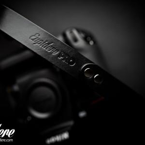 Skórzany pasek do aparatu, prezent dla fotorafa, pasek fotograficzny, Eupidere SLRBL (1)