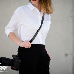 Skórzany pasek do aparatu, prezent dla fotorafa, pasek fotograficzny, Eupidere SLRBL (5)
