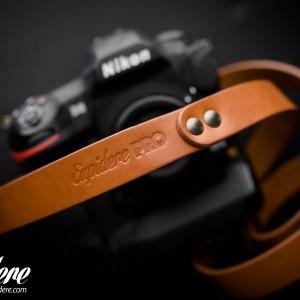 Skórzany pasek do aparatu, prezent dla fotorafa, pasek fotograficzny, Eupidere SLRCG (2)