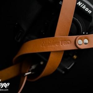 Skórzany pasek do aparatu, prezent dla fotorafa, pasek fotograficzny, Eupidere SLRCG (5)