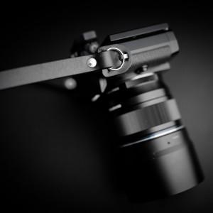 Skórzany pasek do aparatu, prezent dla fotorafa, pasek fotograficzny, Eupidere THNBL (2)