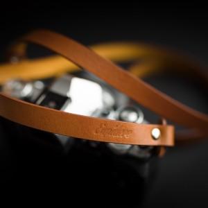 Skórzany pasek do aparatu, prezent dla fotorafa, pasek fotograficzny, Eupidere THNCG (1)