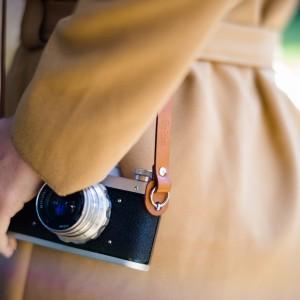 Skórzany pasek do aparatu, prezent dla fotorafa, pasek fotograficzny, Eupidere THNCG (4)