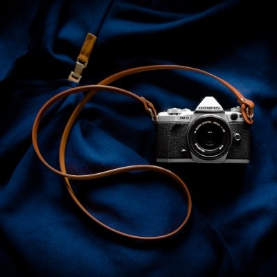 Skórzany pasek do aparatu, prezent dla fotografa, 14