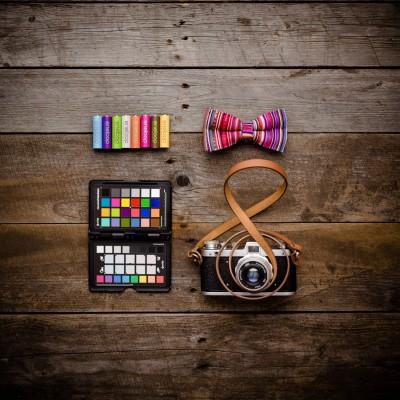 Skórzany pasek do aparatu, prezent dla fotografa, 1